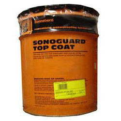 MasterSeal® Sonoguard Top Coat Gray, 5-gal.