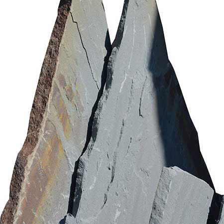 Earthworks Pennsylvania Blue Irregular Flagstone