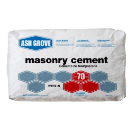 Ash Grove Pro Mix® Masonry Cement Type N 70-lb.