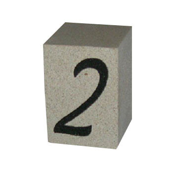 Cast Stone House Number #2