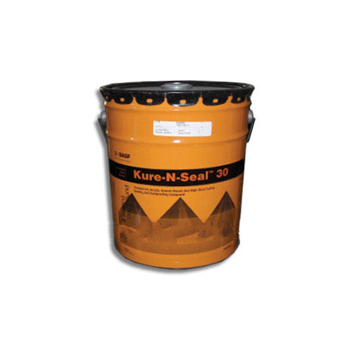 Kure-N-Seal 30 Sealing and Dustproofing Compound, 5-gal. Pail