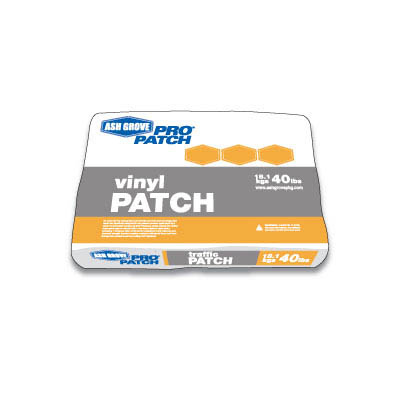 Ash Grove® Pro Vinyl Concrete Patch, 40-lb.