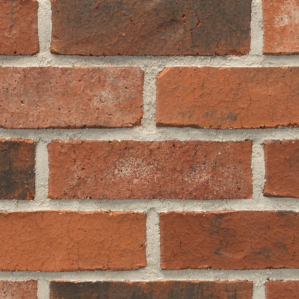 Acme® Brick Richmond Blend #28 (Williamsburg Blend #28) Modular Brick