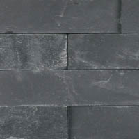 Align Stone Traditional Ledge Charcoal Flat Panel