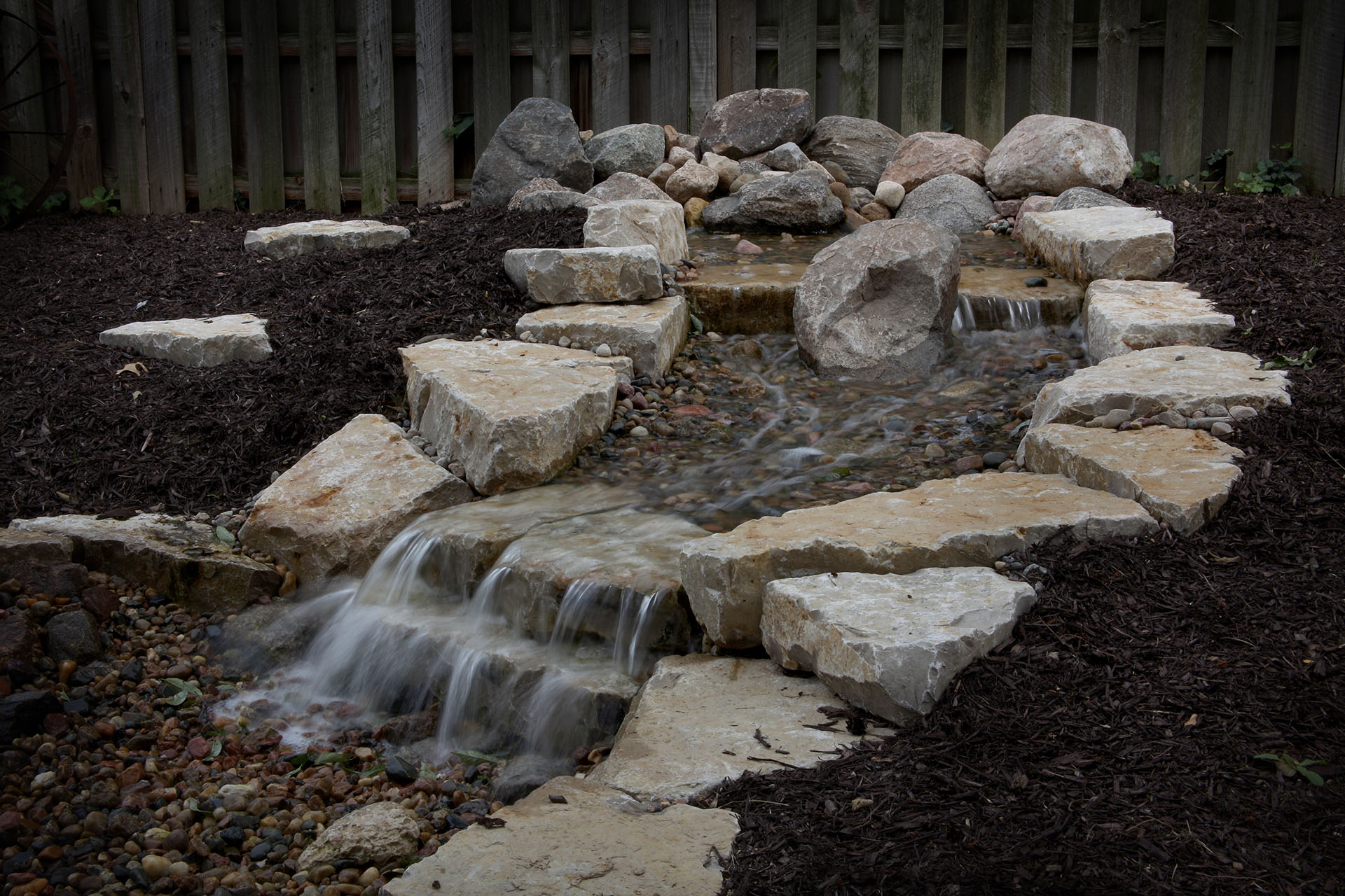 Water Features – Project Type – Watkins Concrete Block