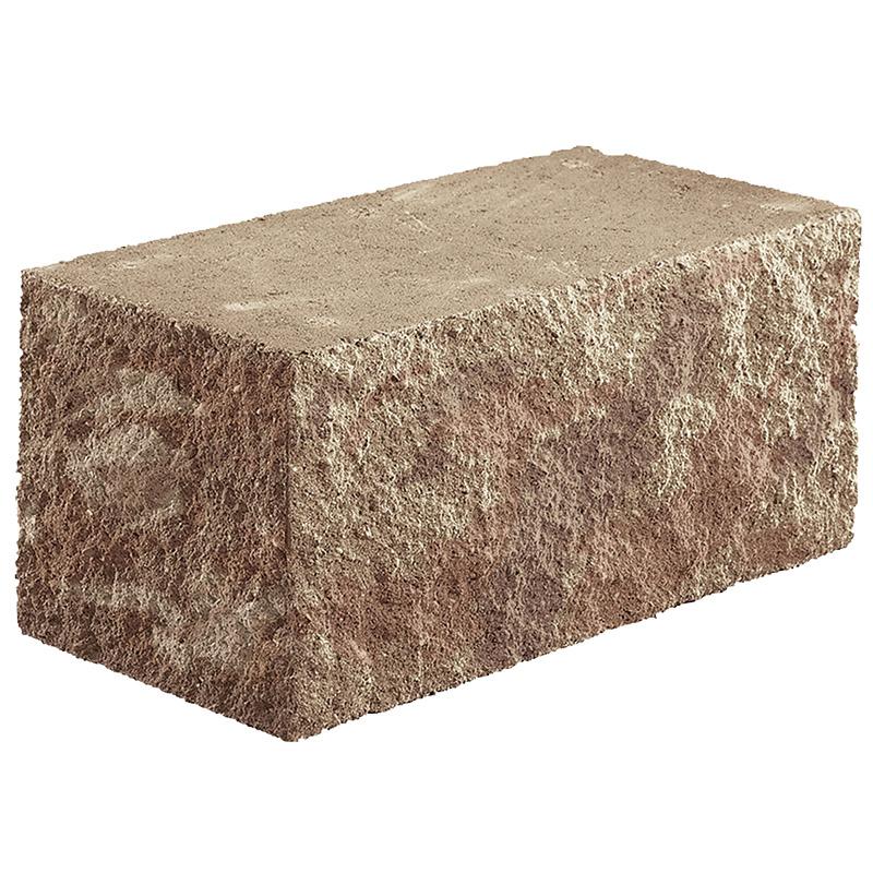 Cutting A Concrete Block Wall : Diamond pro stone cut retaining wall system watkins